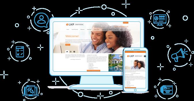 Loanzify automates the mortgage process