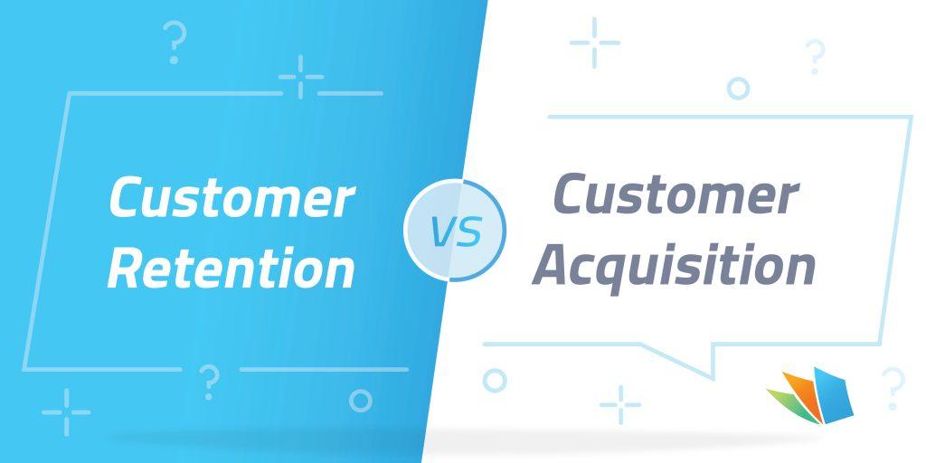 MOrtgage lead retention versus acquisition