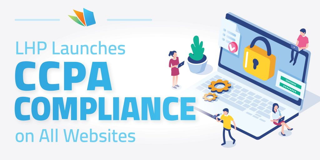 LenderHomePage Website and CCPA Compliance