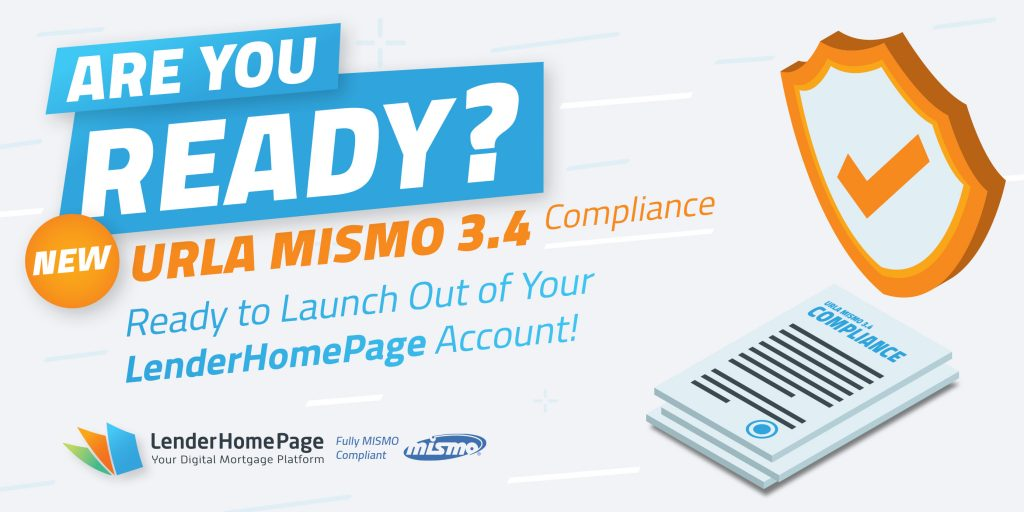 New URLA is here - Fannie Mae MISMO 3.4 is now supported by Loanzify
