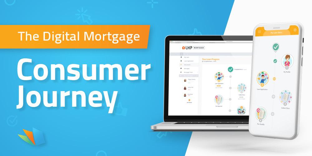 the digital mortgage consumer journey lenderhomepage