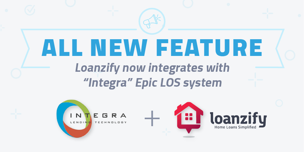 lenderhomage and integra intergration